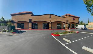 Mission Blvd Commercial center