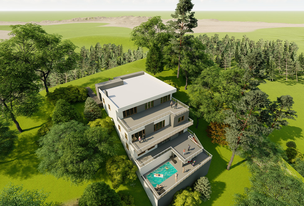 Buenos Aires Dr, Single Family Residence View 2