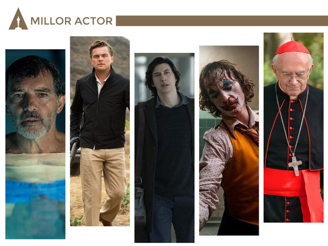 Millor actor