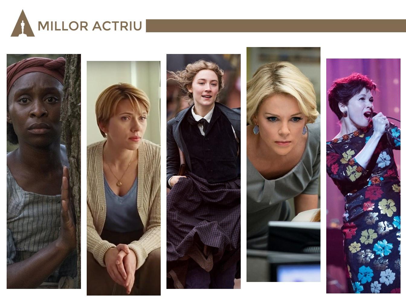 Millor actriu