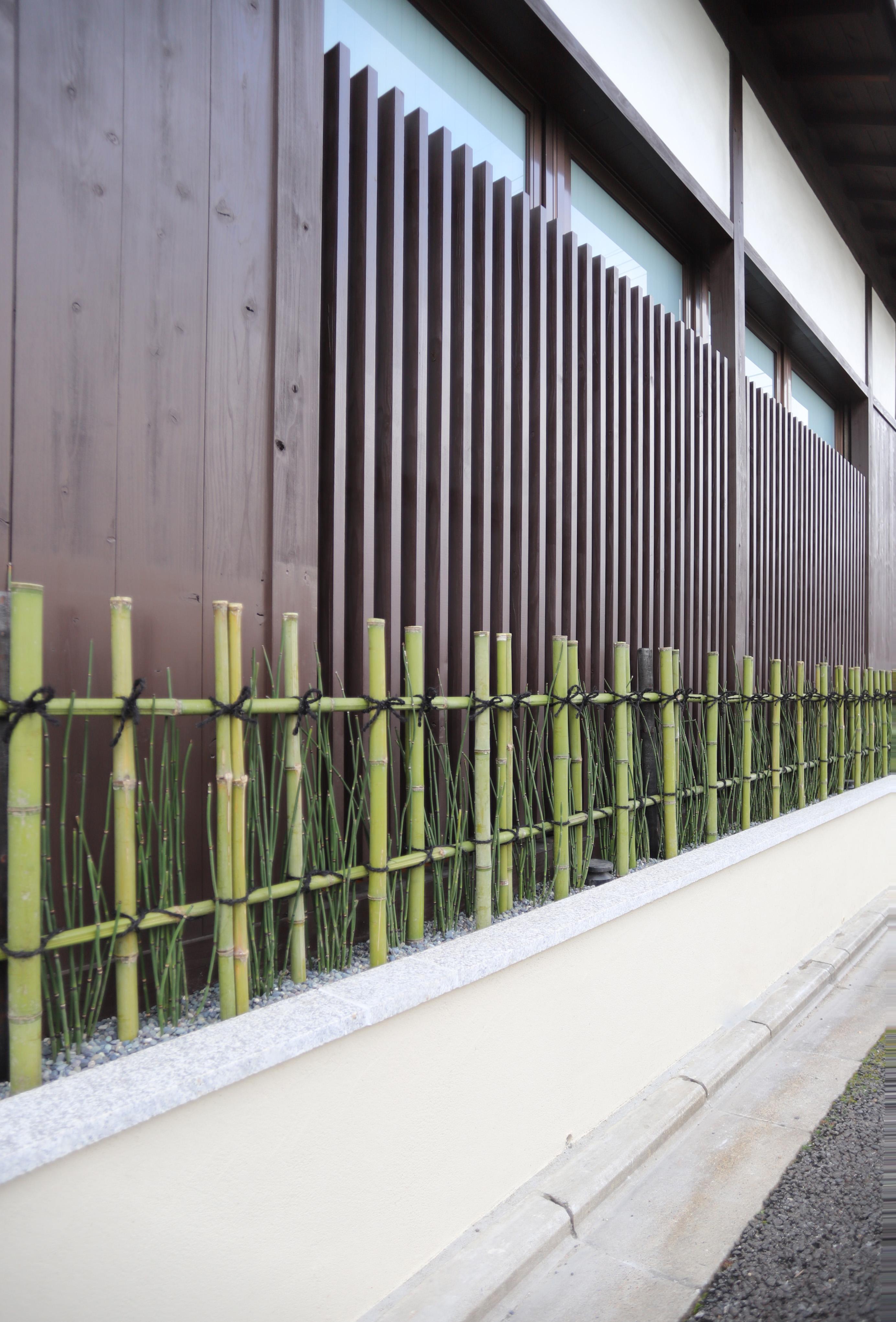 京都市南区 店舗造園工事