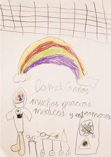 #ASConCorazon Pétalos de Esperanza.