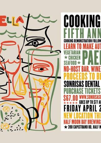 Sonrisa's 5th Annual Paella Event