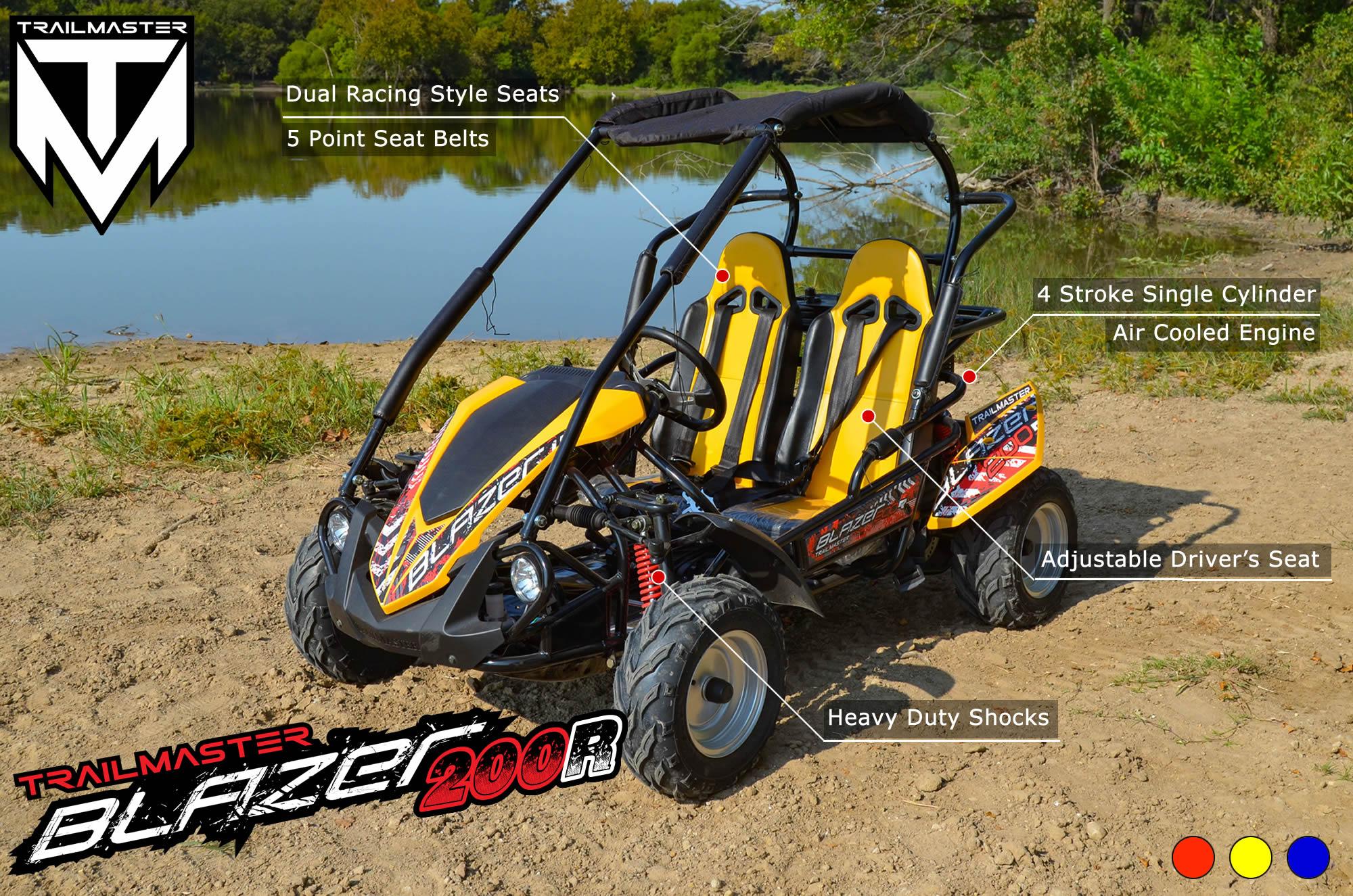 blazer200r