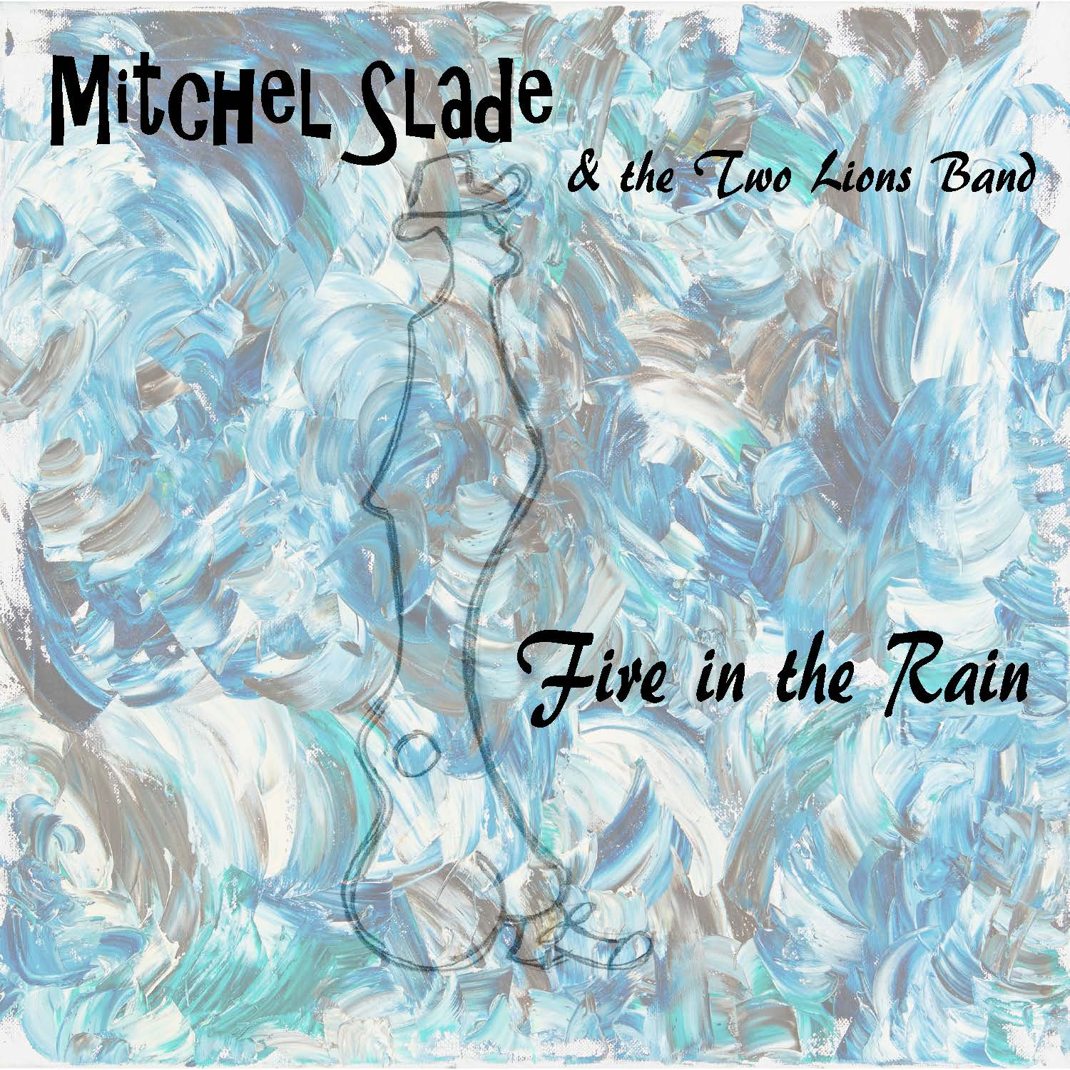 Fire in the rain MWS album cover2