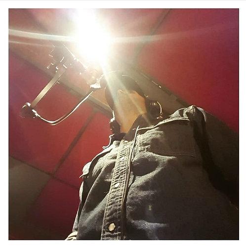 Live Studio Recording - Hourly