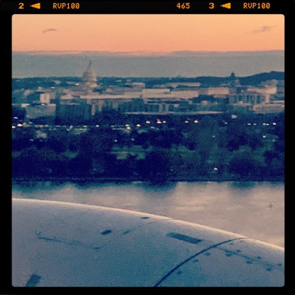 Rise and shine #dc!  So great bumping in