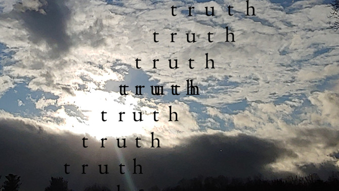 Tripping on truth