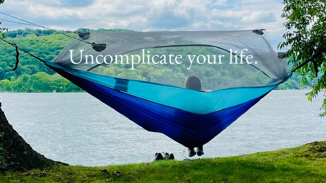 Uncomplicate your life