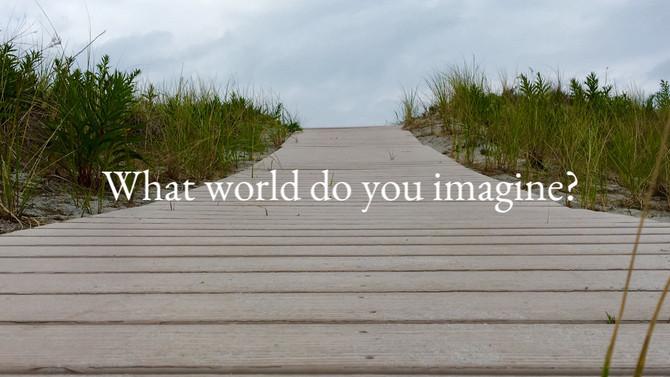 What world do you imagine?