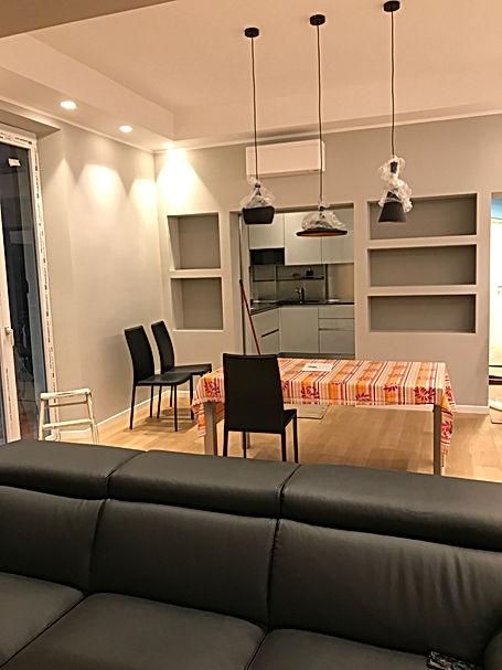 ristrutturzione di appartamenti