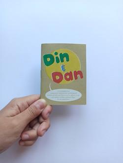 Din& Dan zine
