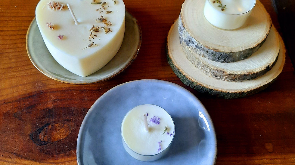 Ceramic little plates