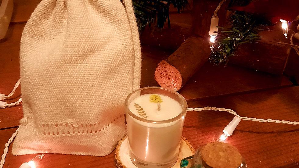 Set Feel the joy Mini Candle