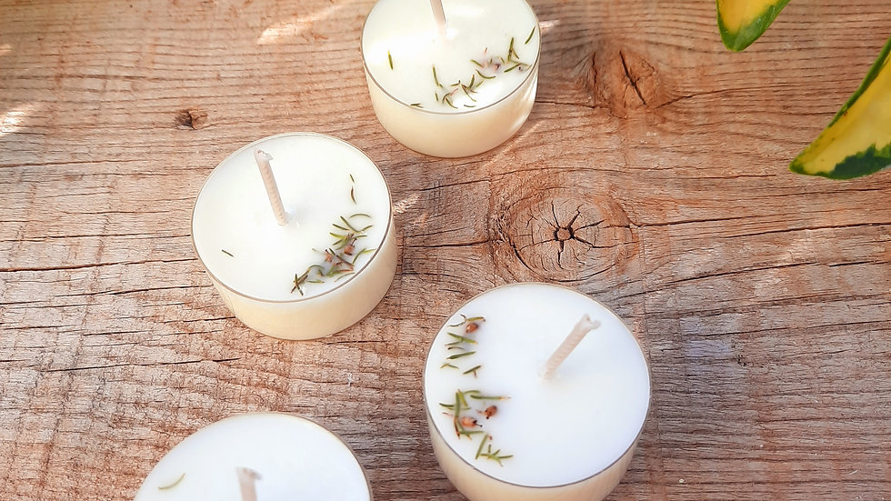 Feel the magic Tealights