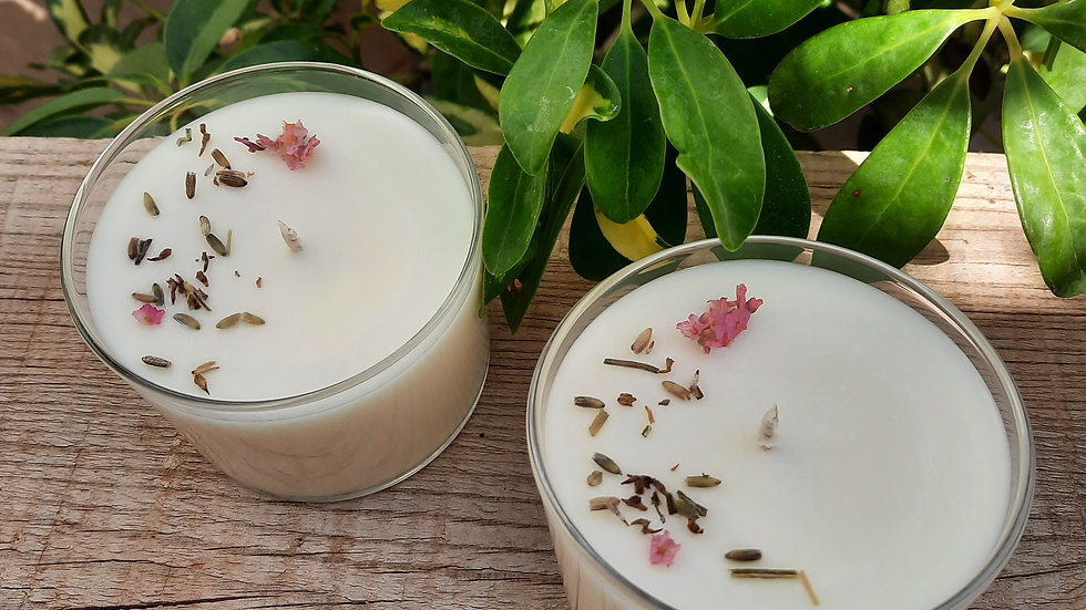Feel the beauty Candle