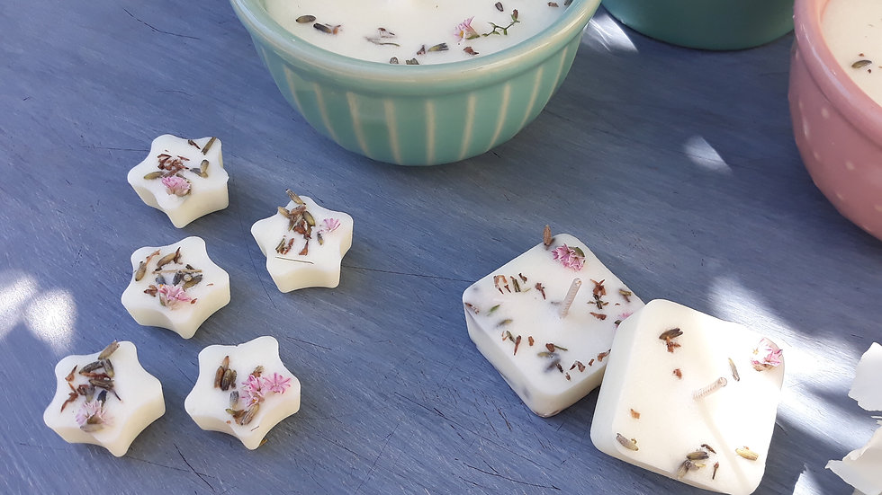 Feel the simplicity Soy wax melts