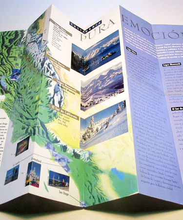 Recreational Travel Brochure Design