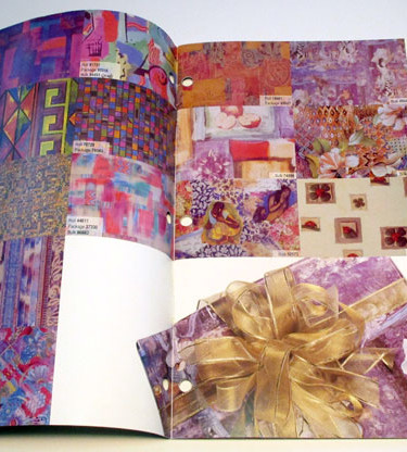 Gift Catalog Production Design