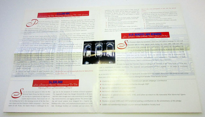 Brochure Design and Production