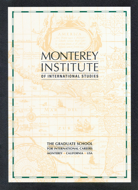Institutional Brochure Design and Production