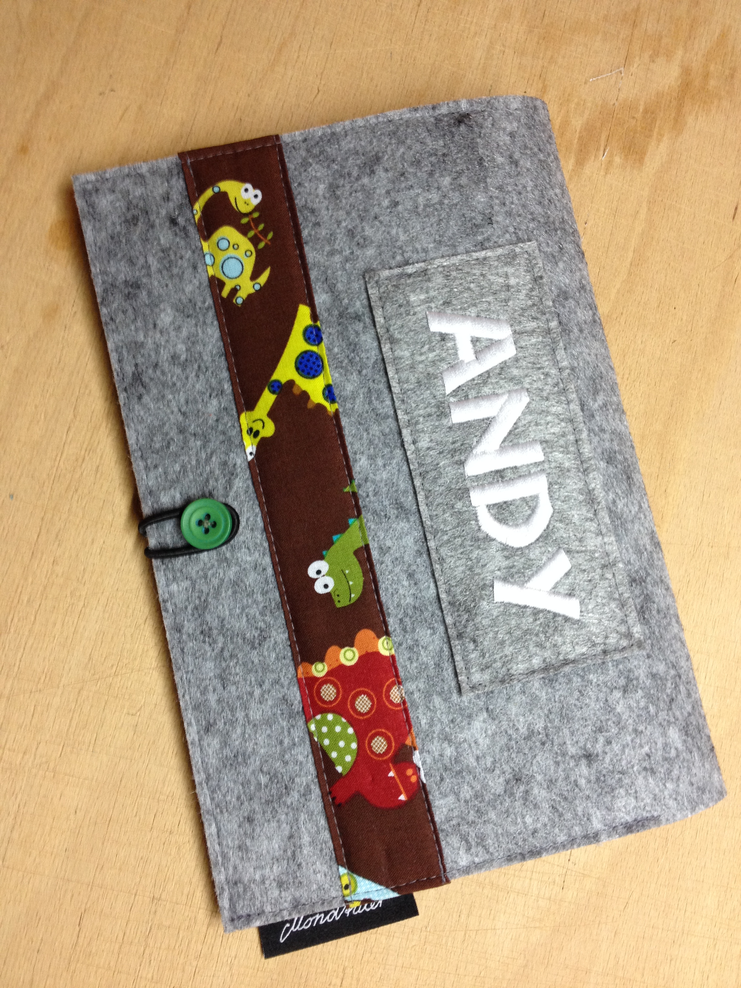 U-Hefthülle ANDY