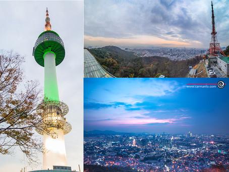 Korea Autumn Seoul 南韓首爾