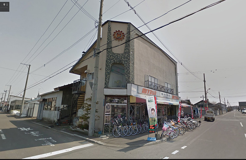 Capture from Google Map