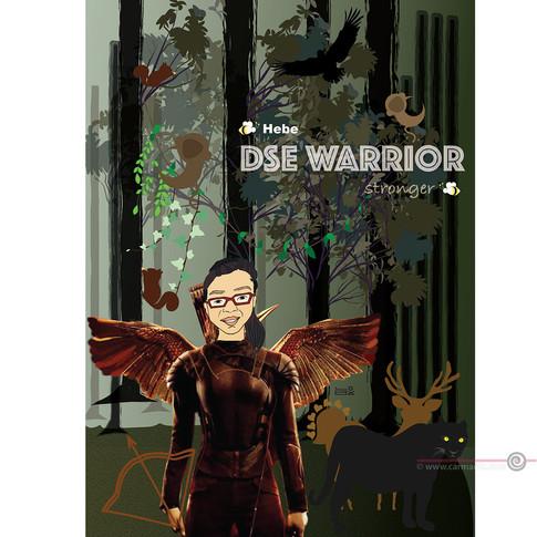 Illustration Warrior