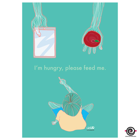 Illustration Hungry