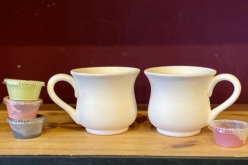 Cafe Mug Set