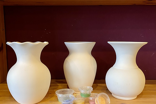 Assorted Tall Vase