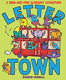 Letter Town A Seek and Find Alphabet Adv