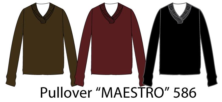 Maestro Men's Sweater