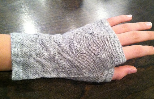 Anita Alpaca Finger-less Gloves