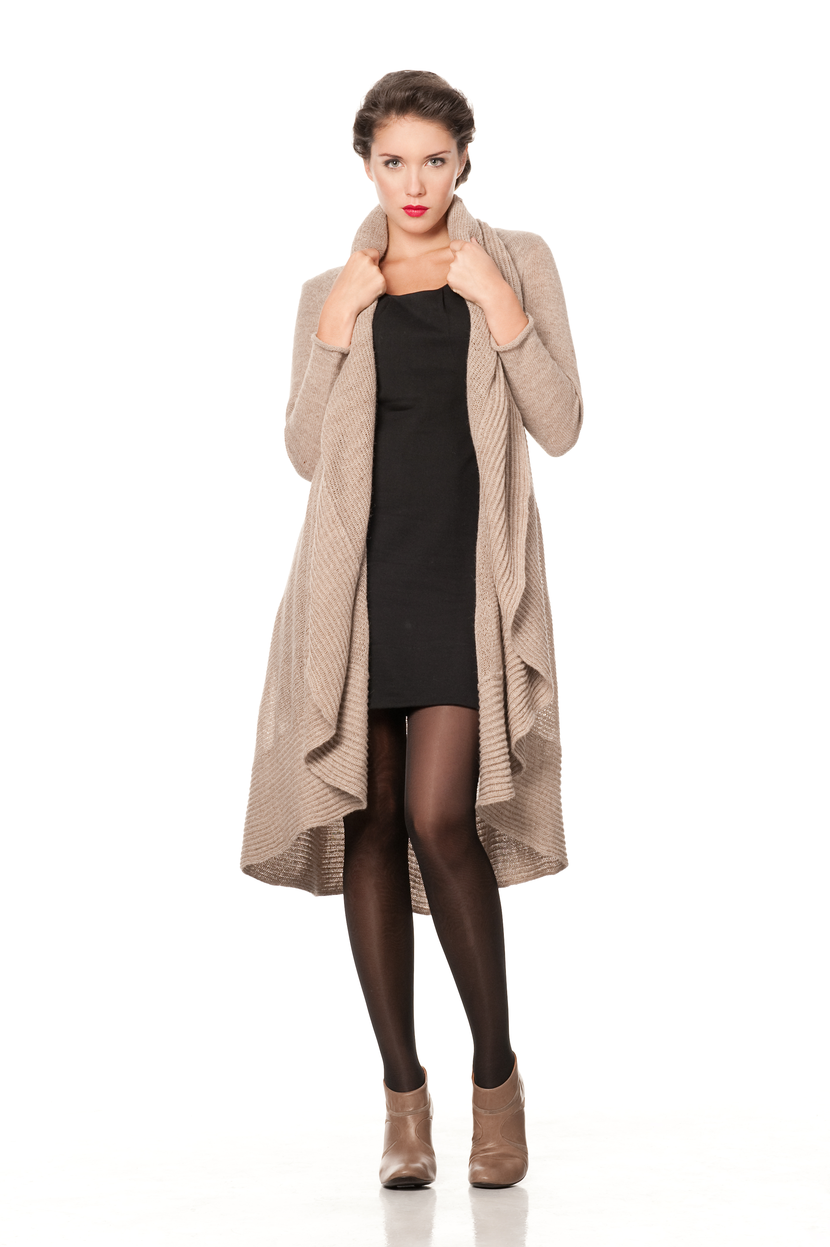 Yolanda Coat ~ Lapin