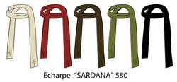 Sardana Scarf