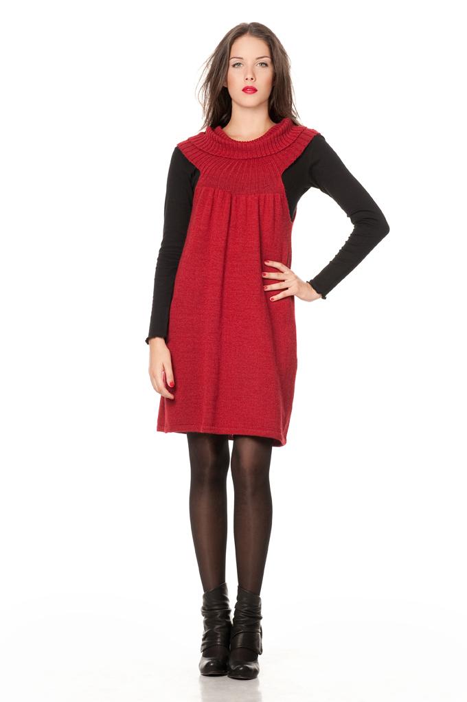 Malimba Dress ~ Amaryllis