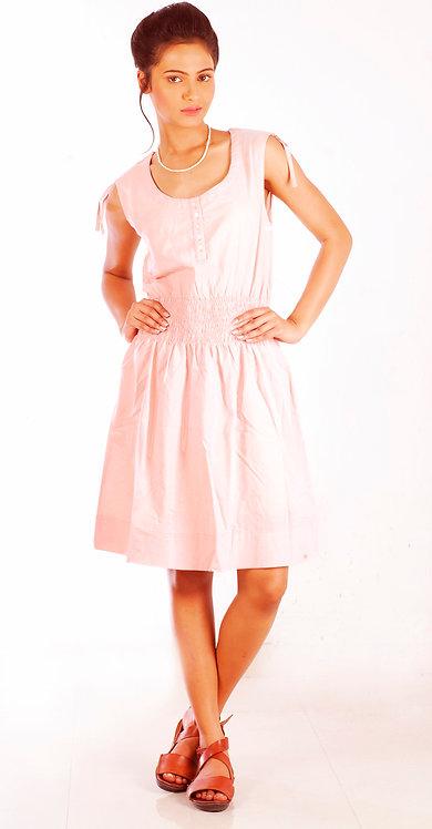 Laurelle Dress ~ Peach Whip