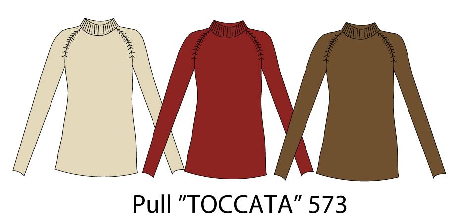 Toccata Sweater