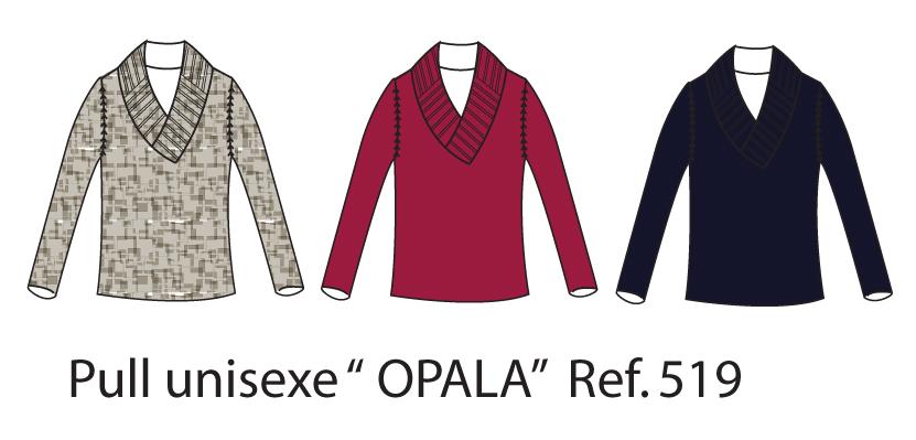 Opala Men's Sweater