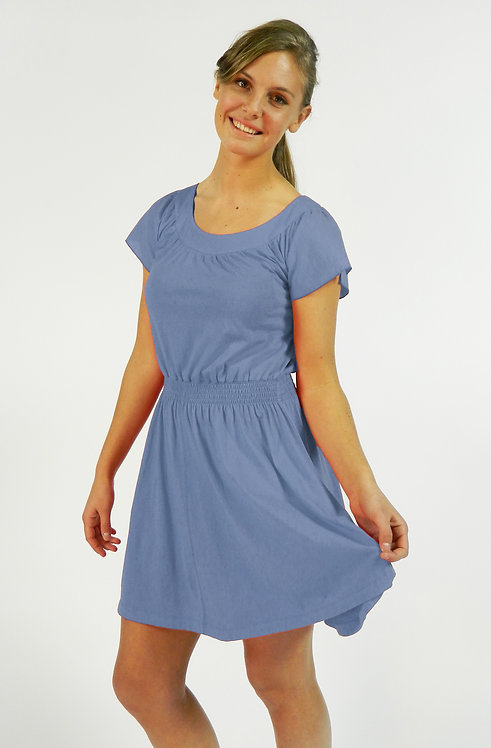Andalucia Dress ~ jean