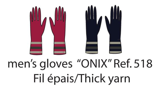 Onix Men's Gloves