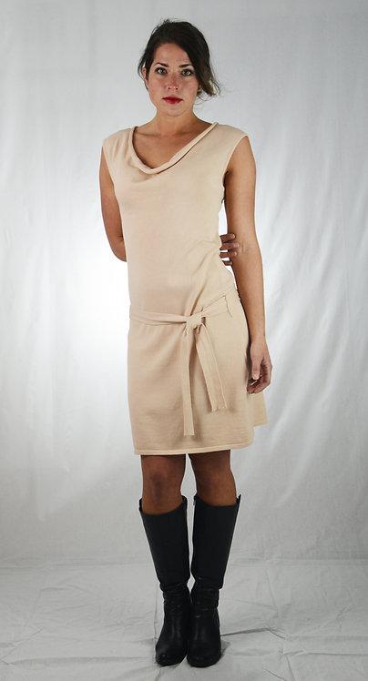 Parma Dress ~ Nude