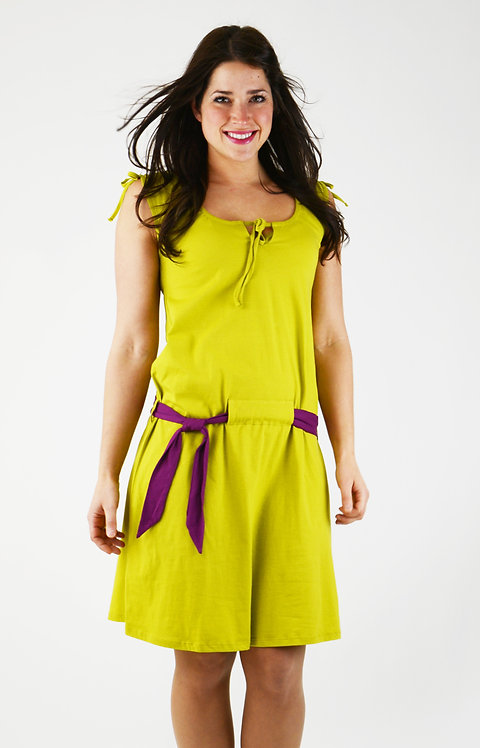 Topaze Dress ~ Bamboo