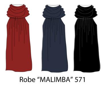Malimba Dress