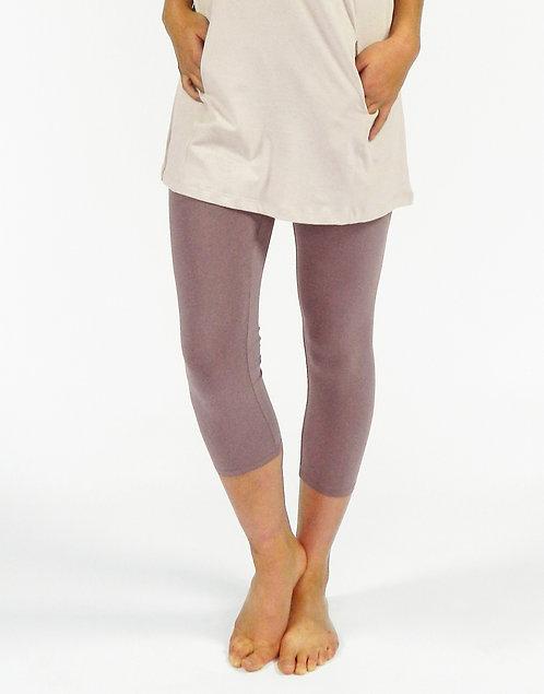 Opera Leggings ~ Dusty Lavender