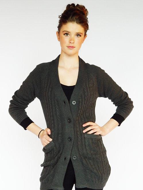 Vermont Sweater ~ Slate