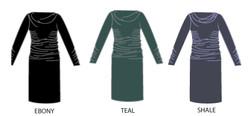 LA SEINE DRESS