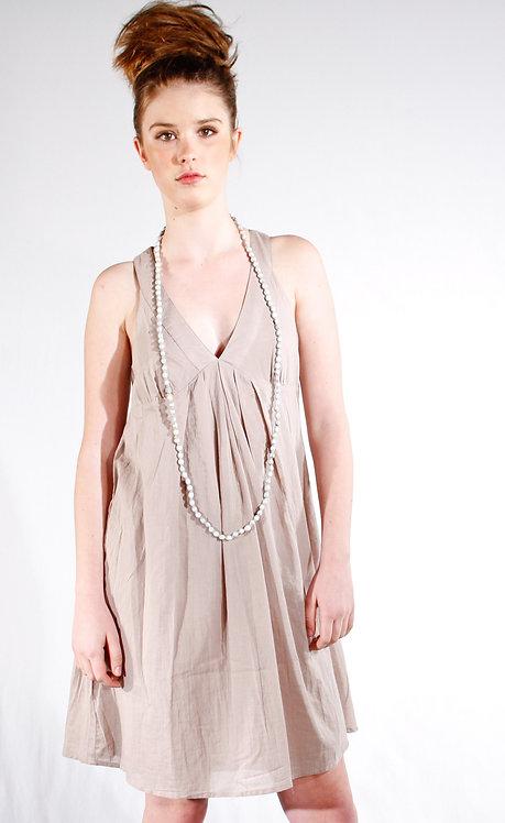 August Dress ~ Taffy